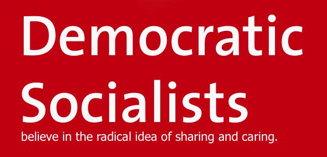 Democratic Socialists Sharing and Caring
